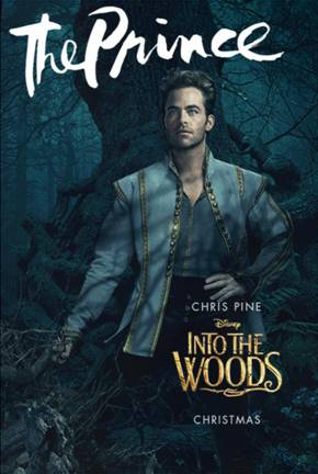 Into the Woods Prince