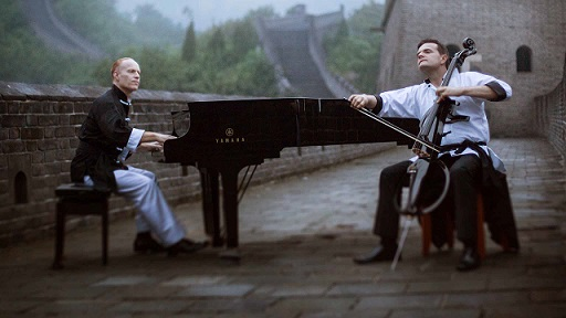 The Piano Guys have inadvertently attained great heights in the classical music category. (Photo credit: thepianoguys.com)