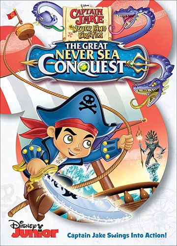 Captain Jake and the Neverland Pirates The Great Never Sea Conquest