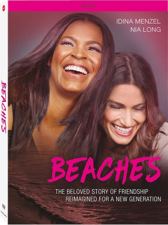 BEACHES DVD Lionsgate