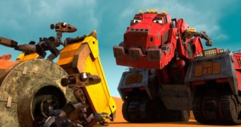DinoTrux Season 4 on Netflix