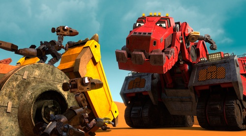 DinoTrux Season 4 on Netflix