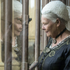 Victoria and Abdul, Judi Dench