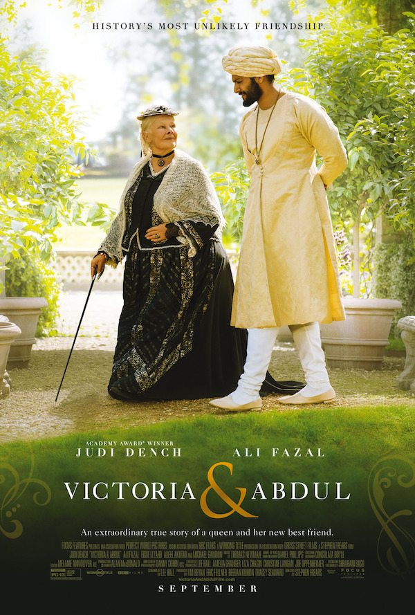 Focus Features Victoria & Abdul, Judi Dench